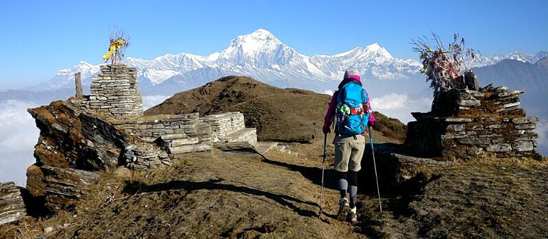 Khopra Ridge Trekking