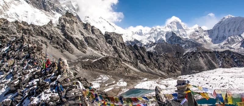 Everest khongmala trek