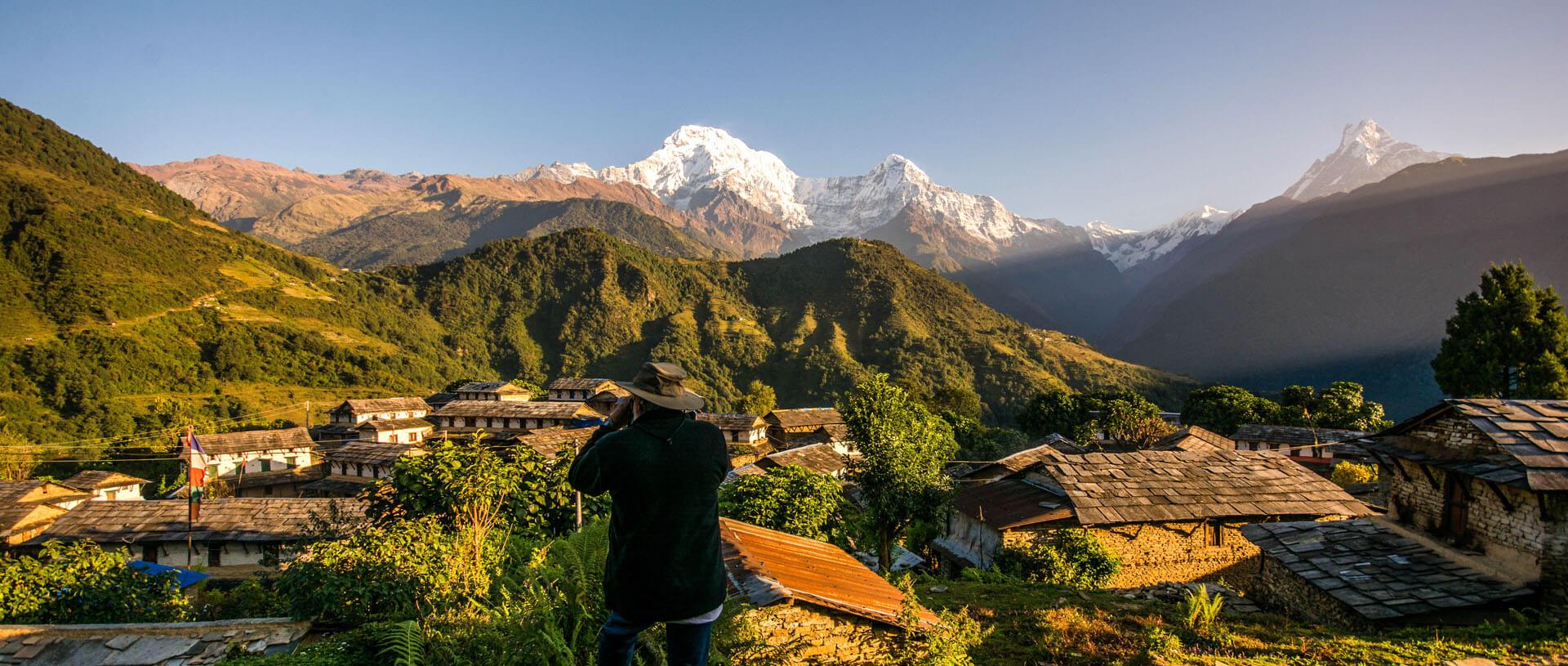 Nepal Village Tours