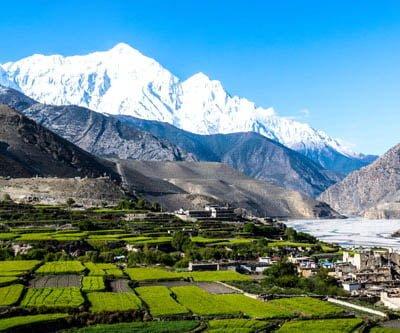 Lower Mustang Nepal