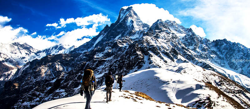 Mardi Himal Trek with Crown Earth Treks